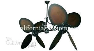 double outdoor ceiling fan dual ceiling fan with light metropolitan small double ceiling fan outdoor double