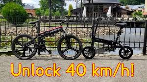 How to remove Speed Limit: <b>Samebike LO26</b> and Fiido D1 <b>electric</b> ...