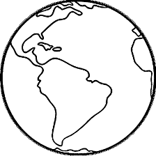 Coloring Page : Globe Coloring Page Gif New Globe Coloring Page ...