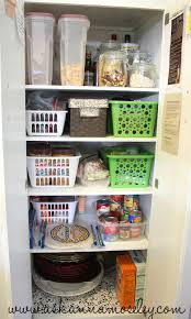 Kitchen Pantry Organization Organizing Kitchen Pantry Ideas