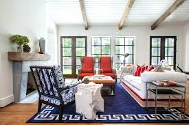 blue and orange living rooms living room decorating ideas with blue and orange chairs images of