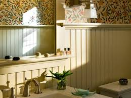 Nice Bathroom Decor Bathroom Plain White Beadboard Bathroom And Interiors Plus Art