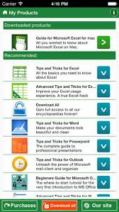 excel for mac download guide for microsoft excel for mac on the app store