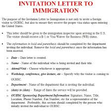 Letter Of Invitation For Uk Visa Template Custom 48 Invitation For Relatives To Visit Usa Invitation Letter For