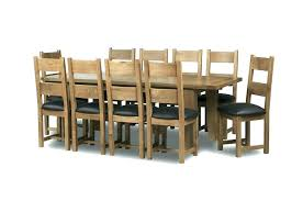 dining table seats 10 large dining room table seats the most seat round extendable dining table