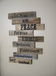 enjoyable ideas fruit of the spirit wall art home decoration wood sign pallet fruits zoom canvas