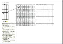 Excel Sudoku Solver Click On Solve It Newgambit Club