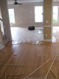 Sanding New Hardwood Floors Refinishing Floors The Hardwood Floor Refinishing Adventure