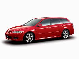 Mazda Atenza Sport Wagon 2002 Design Interior Exterior - InnerMobil