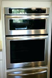 double oven microwave combo. Kitchenaid Wall Oven Microwave Combo 27 New Throughout . Double