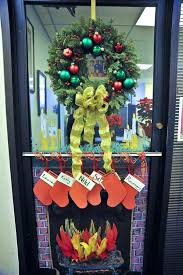 christmas office decorating. Christmas Office Decorations Outstanding Door Decorating  Ideas .