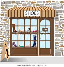 store window clipart. Wonderful Clipart Store Displays Stock Vectors U0026 Vector Clip Art Shutterstock Intended Window Clipart D