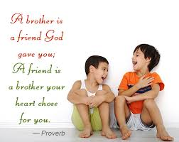 Brotherly Love Quotes Interesting Amazing Quotes And Sayings About Brothers