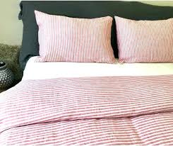 blue and white striped quilt pinstripe bedding pinstripe bedding red and white striped duvet cover grey