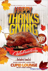 thanksgiving party flyer 65 best thanksgiving party flyers print templates 2017 frip in