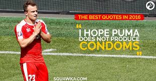 Best Football Quotes Simple The Best Quotes From The World Of Football In 48 Squawka Football