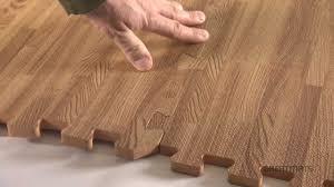 interlocking foam flooring. Beautiful Flooring Foam Tiles Wood Grain Reversible  Interlocking Floors Greatmats  YouTube In Flooring C