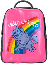Altered Carbon Backpack Hello Unicorn Altered ... - Amazon.com