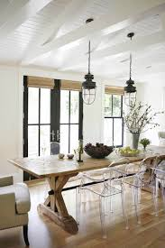 metal pendant lights with glass bell jars