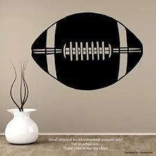 Amazon Com American Football Wall Decals Football Image