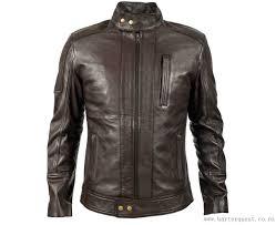 au fashion casual men s crethius biker sheepskin leather jacket brown bb254 men s clothing