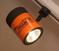 garage track lighting. perfect track fram oil filter track lighting for the ultimate gear head throughout garage track lighting