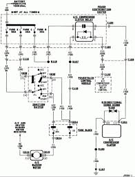 2000 dodge dakota headlight wiring diagram wiring info