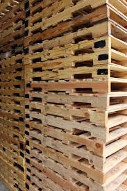 we also offer remanufactured pallets repaired using quality recycled materials to meet your custom specifications we can also develop pallet recycling