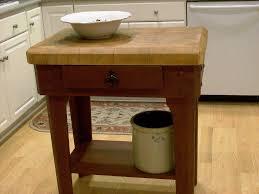 small kitchen island butcher block. Portable Butcher Block Kitchen Island Designs Small E