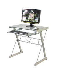 transpa glass portable laptop foldable table adjule computer desk ship from uk aliexpress mobile