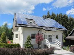Photovoltaic System Wikipedia With Photo Of New Home Solar Power - Home solar power system design