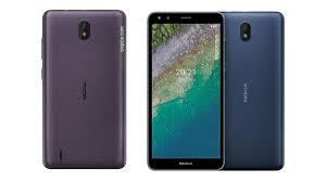 Nokia C1 2nd Edition Specifications ...