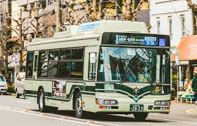 Bus Vending Machine Kyoto New Come Sightsee In Magnificent Kyoto The Best City In The World