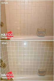 cleaning shower grout mildew resistant heavyweight liner with in remove tile clean without bleach