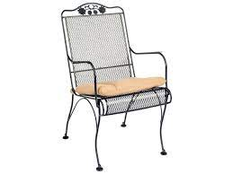 venta wrought iron patio cushions