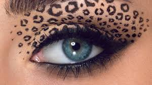 leopard eye makeup leopard eyes 2 makeup tutorial you