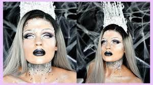 dark ice queen makeup tutorial
