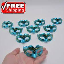 Miniature Masquerade Masks Decorations Masquerade Decorations eBay 50