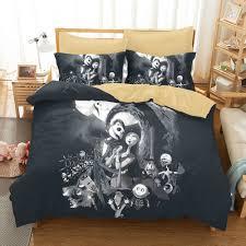 the nightmare before jack skellington duvet cover sets quilt cover set