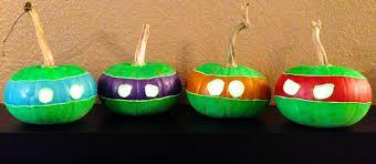 Small Pumpkin Painting Pumpkin Painting