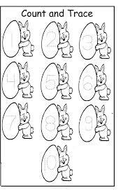 Easter Worksheets For Kindergarten Free Kindergarten Worksheets ...