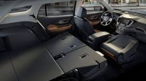 2018 gmc yukon denali interior. Unique Interior 2018 AllNew GMC Terrain SLT Interior U2013 Fold Flat Seats In Gmc Yukon Denali Interior N