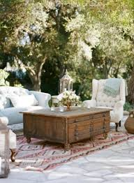 gorgeous outdoor wedding lounge with vintage furniture furniture w39 wedding
