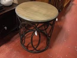 gabby coffee table gabby round wood top end table copper gabby ella coffee table