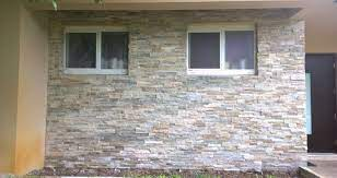 how to install natural stone panels a