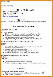 13 14 Accounting Student Resume Examples Southbeachcafesf Com