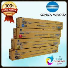 Alibaba.com offers 979 konica minolta bizhub c452 developer products. Genuine Konica Minolta Tn321 Full Toner Set Cmyk Bizhub C224 C284 C364 C224e Ebay