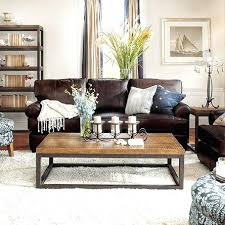 leather sofa living room living room brown leather couches coffee table with couch living room id