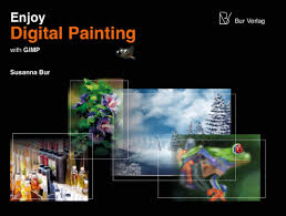 win a brand new book on digital painting in gimp