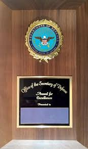 Office Award Office Of The Secretary Of Defense Award For Excellence Wikipedia